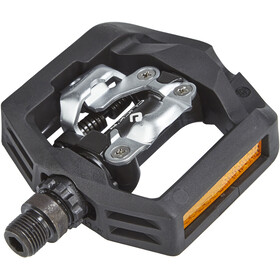 Shimano PD-T421 Click'R Pedales, black